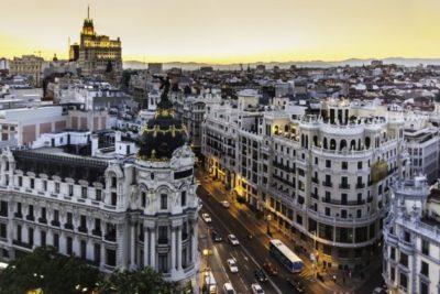 kurs hiszpańskiego w Madrycie