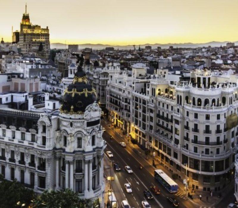 wakacyjny obóz językowy w Madrycie