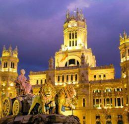 Stolica pięknej Hiszpanii