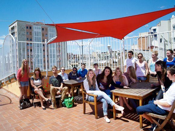 Szkoła hiszpańskiego w Barcelonie znajduje się w samym centrum