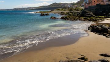 piękne plaże w prowincji Malaga