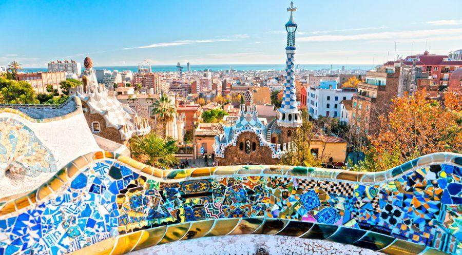 spacer po Barcelonie, co trzeba zobaczyc w Barcelonie, najważniejsze punkty w miescie Barcelona, hiszpanski w Barcelonie