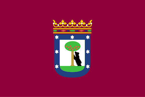 herb miasta madryt