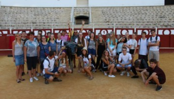 wizyta na plaza de toros w Maladze