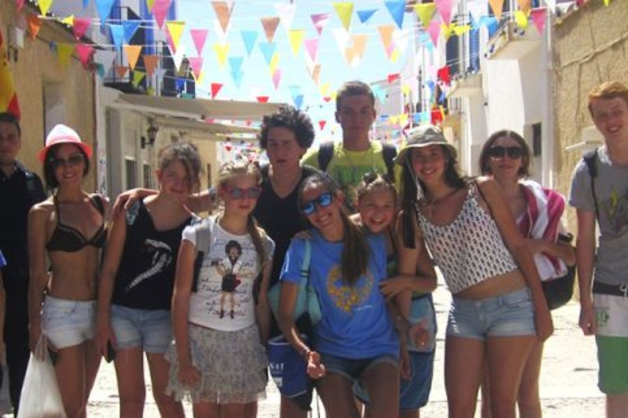 wakacyjny oboz jezykowy w Alicante