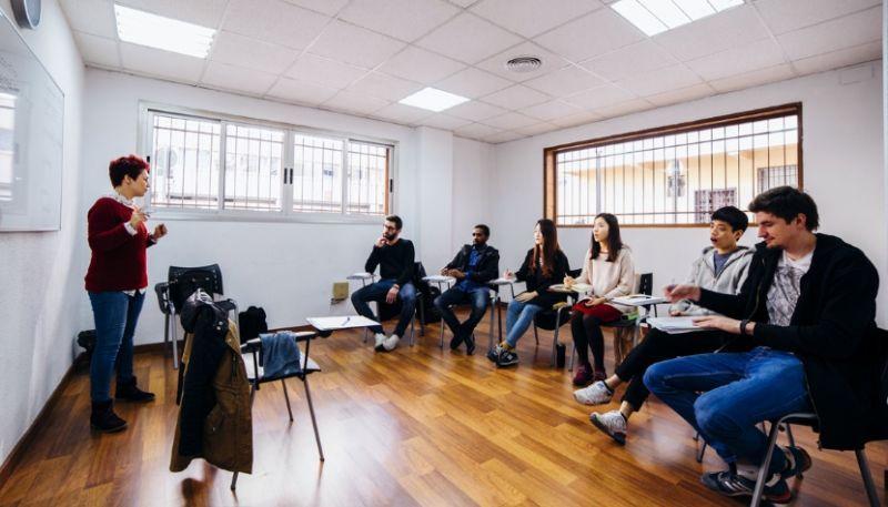 Kurs hiszpańskiego w Walencji.