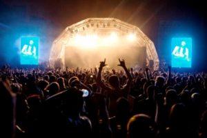 festiwal muzyczny w Barcelonie