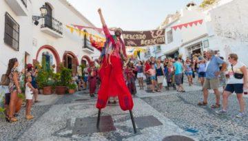 frigiliana i festiwal 3 kultur