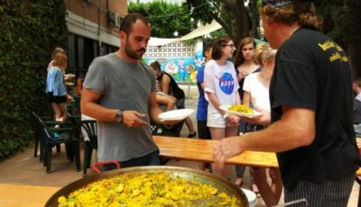 Gotujemy paella dla 30 osób