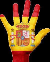 hiszpanski w hiszpanii