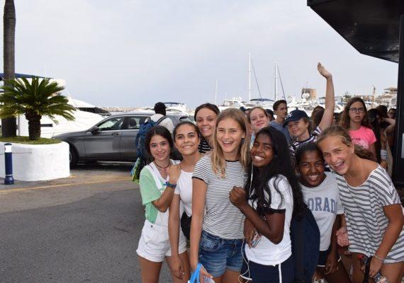 wakacyjny oboz jezykowy marbella, wakacyjny kurs jezykowy marbella, kurs hiszpanskiego dla dzieci marbella