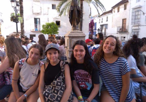 wakacyjny oboz jezykowy Malaga, wakacyjny kurs jezykowy Malaga