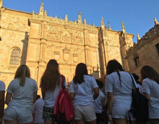wakacyjne obozy językowe salamanca, wakacyjny kurs hiszpańskiego salamanca, kurs hiszpański i angielski Salamanca
