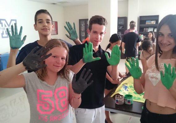 wakacyjny oboz jezykowy madryt, wakacyjny kurs jezyka hiszpanskiego i angielskiego madryt