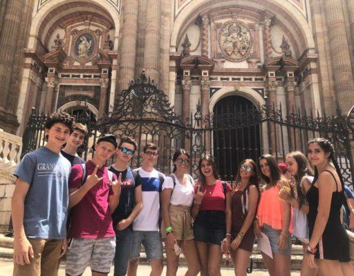 wakacyjny kurs jezykowy Malaga