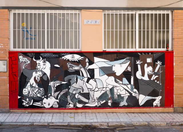 arte alternativo Málaga