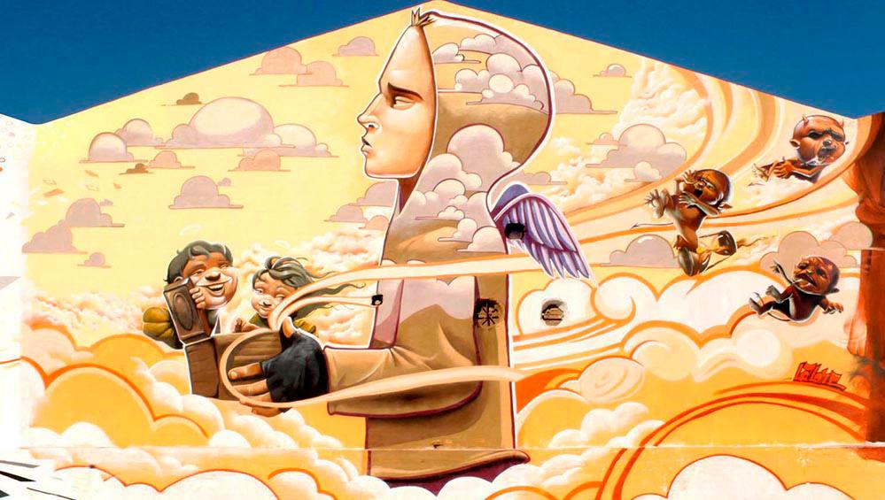 arte callejero Málaga